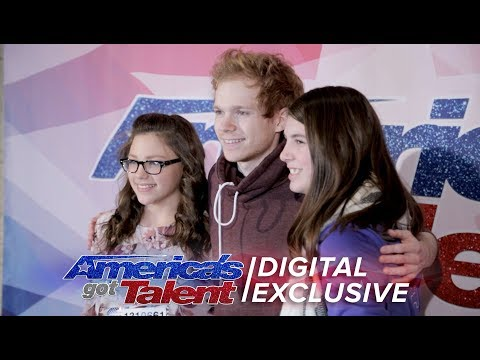 Great Times At AGT Auditions in Nashville - America's Got Talent 2018