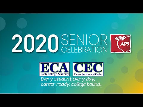 Early College Academy | Career Enrichment Center - 2020 Senior Celebration