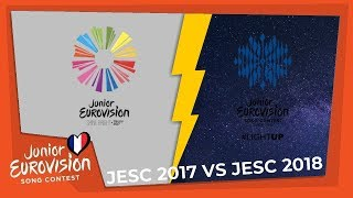 Junior Eurovision 2017 VS Junior Eurovision 2018 | The Battle (Based On My Personal Opinion)