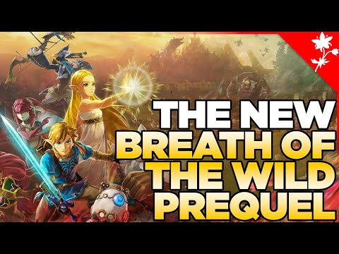 Breath of the Wild is Getting a PREQUEL! Hyrule Warriors: Age of Calamity Announcement