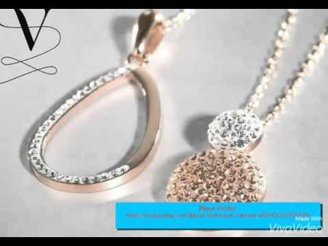 Collection bijoux Victoria 2016
