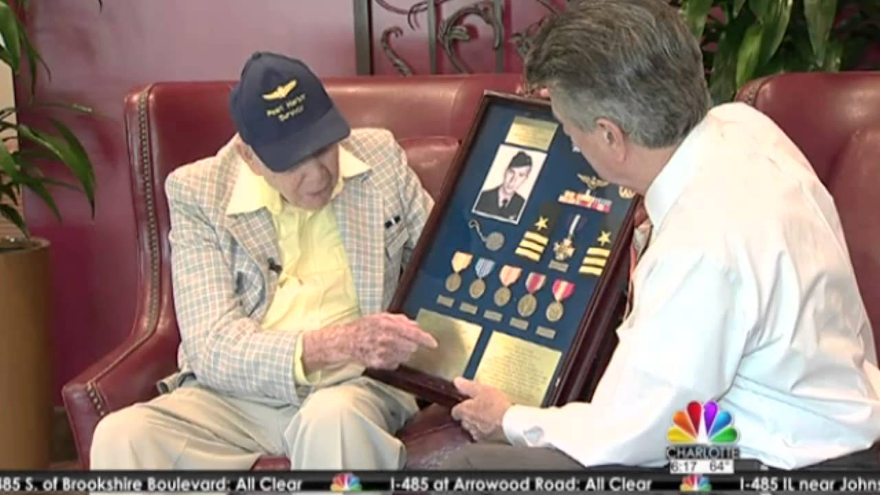 Plantation Estates Vet Remembers Pearl Harbor On Flag Day Wcnc