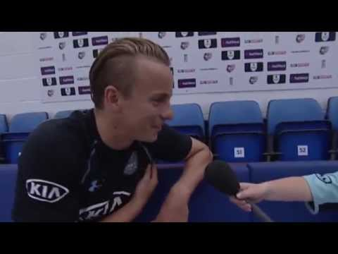 Pride of Lions Junior members interview with Tom Curran