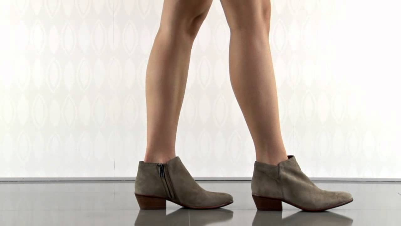 7b7156fe487d1 S Petty in Putty Suede Sam Edelman - YouTube