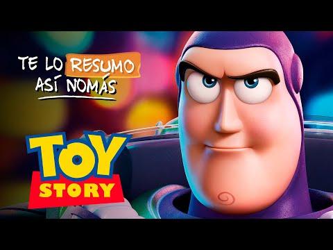 La Saga de Toy Story   #TeLoResumoAsíNomás 209 [RESUBIDO]