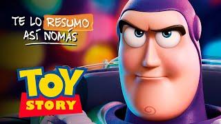 La Saga de Toy Story | #TeLoResumoAsíNomás 209