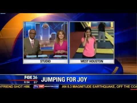 FOX Houston Live- Segment 2