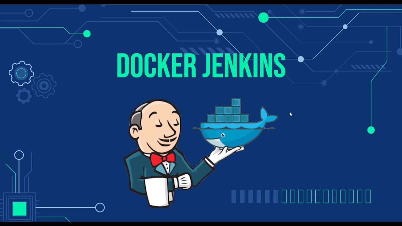 How to Install Jenkins on Docker   Jenkins Docker in Docker #17
