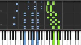 Yann Tiersen   La Noyée download MIDI file for Synthesia
