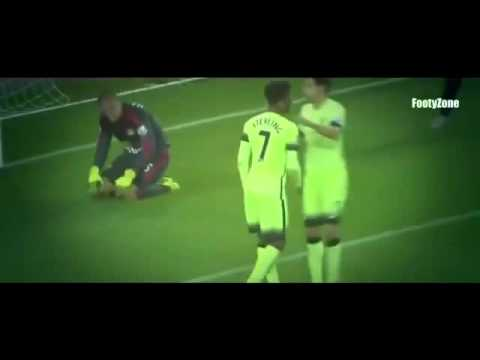 Sunderland vs Manchester City 1-4 Capital One cup 2015 All goals Highlights