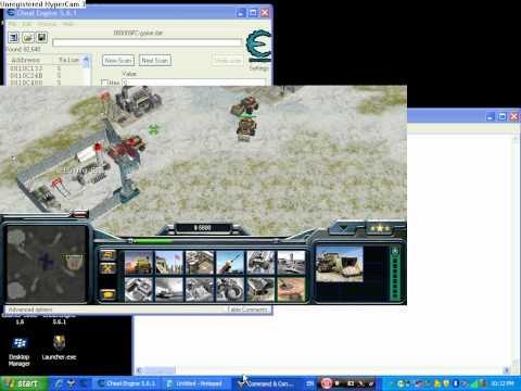 Command and Conquer Generals Hack