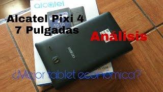 Alcatel Pixi 4 7 Pulgadas: Review En Español
