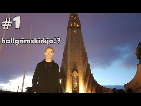 IJSLAND OF ICELAND! - IJsland Vlog #1