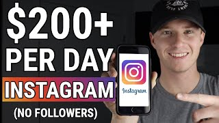 How to Make Money On Instagram in 2020 (No Followers Required)