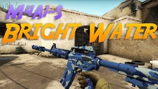 CS GO M4A1 S Bright Water Showcase And Prices