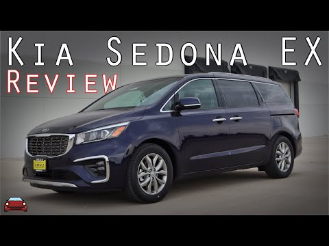 2020 Kia Sedona EX Review
