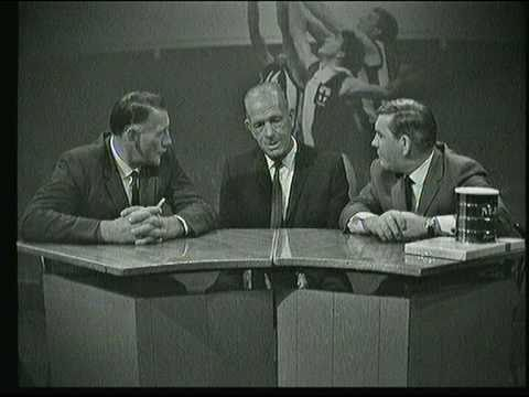 Gordon 'Nuts' Coventry 1968 World Of Sport Channel 7