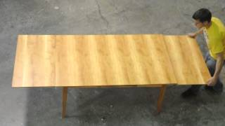 Madrone Draw Leaf Table