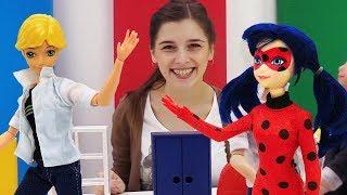 ToyClub шоу - Кукла Леди Баг ищет Супер-Кота