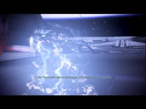 Mass Effect 3 Extended Cut - New Catalyst Dialogue