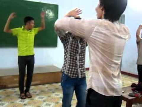 Nhóm nhảy Nobody SVCG Chính Tòa Đà nẵng