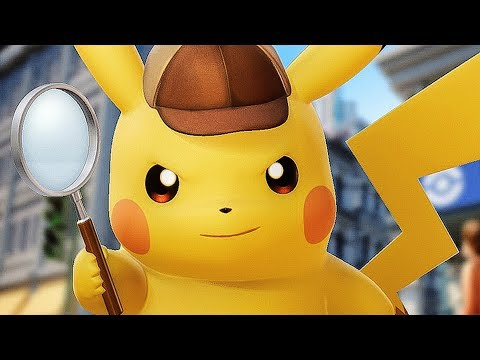 Download Youtube: DETECTIVE PIKACHU New Trailer (2018)