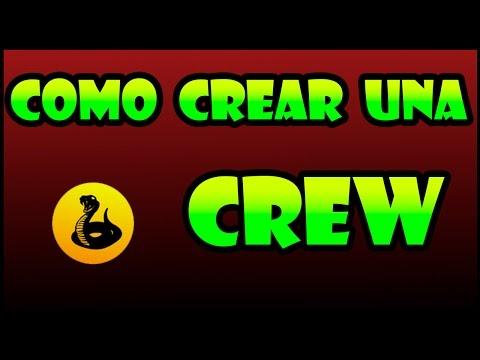 GTA 5 ONLINE - COMO CREAR UNA CREW