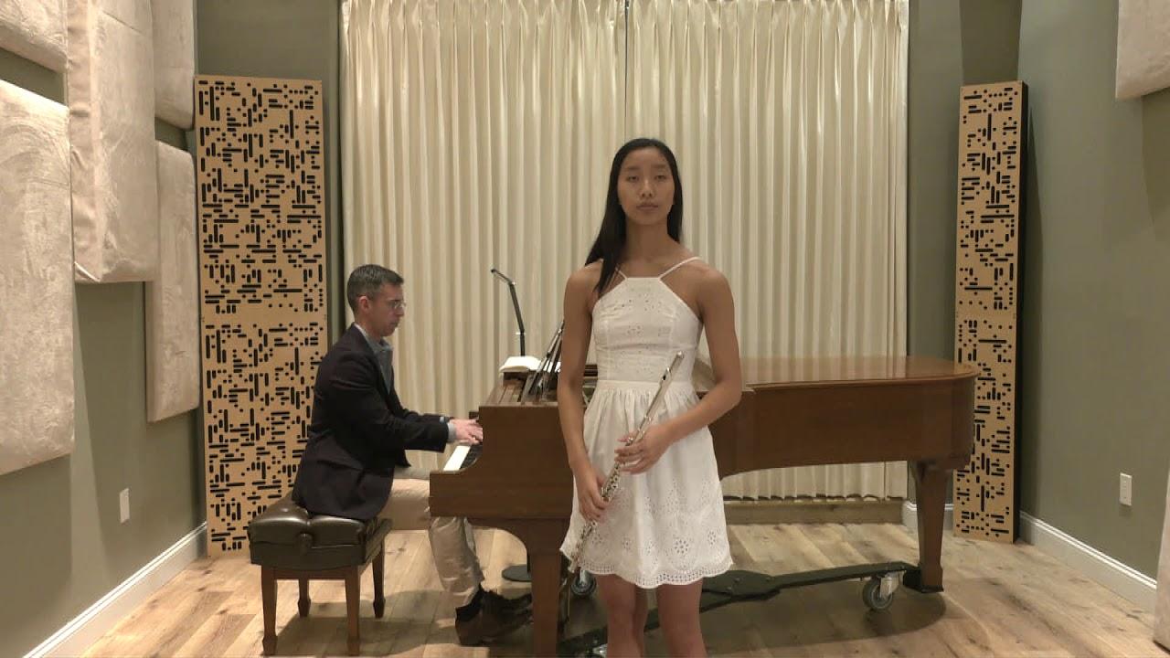 Ibert Flute Concerto by Sarah Parks - Part 2