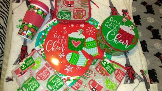 Dollartree Haul,  LOTS OF CUTE CHRISTMAS Finds, November 2019