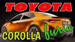 Toyota Corolla 2015/2016/тест драйв/fielder/обзор/e120