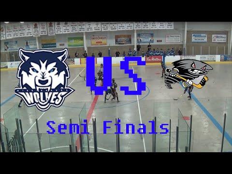 OBHF - Bantam B Semi Finals