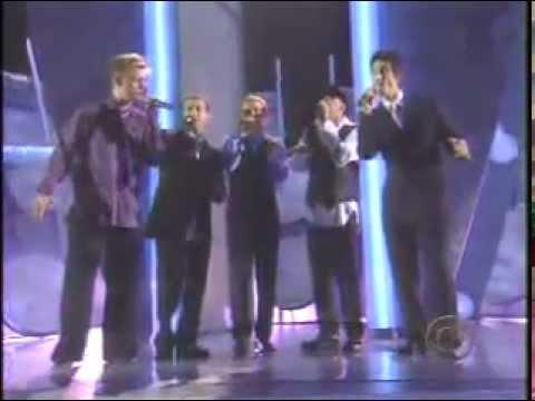 How Deep Is Your Love - Backstreet Boys