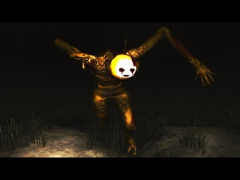 HOLY CRAP LAA LAA YOU LOOK AWFUL!!! | SLENDYTUBBIES 2 - TELETUBBY OUTSKIRTS MAP | 25 CUSTARDS
