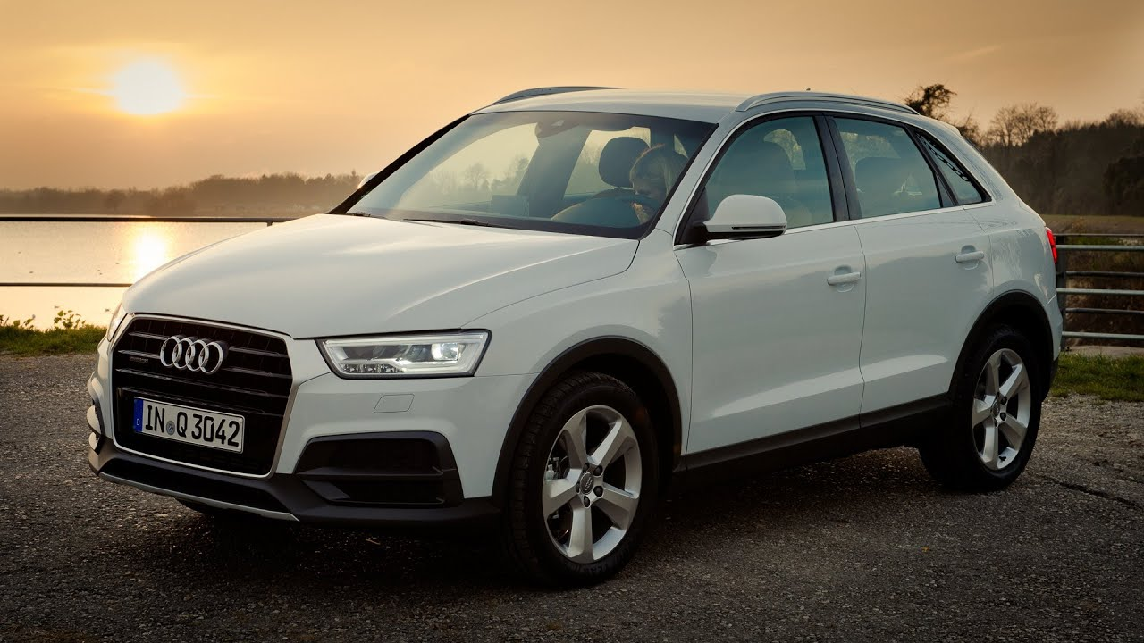 2016 audi q3 review the centimeter beauty detailed in 4k youtube. Black Bedroom Furniture Sets. Home Design Ideas