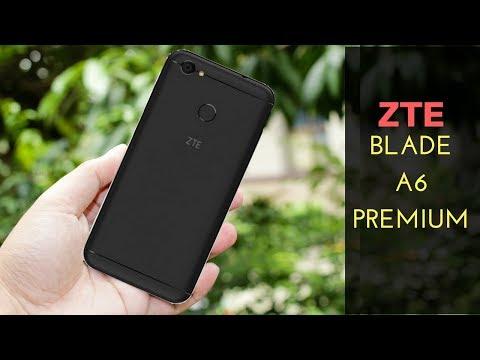 8b2549ab84f58 ZTE Blade A6 Premium - A new Smartphone of ZTE Blade A6 Premium - YouTube