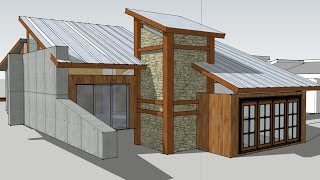 4k HD: Building your own timber frame home: The lot introduction(, 2015-08-05T00:51:18.000Z)