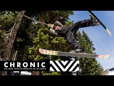 The 2017 LINE Chronic Skis - The Freestyle Ski All Others Are Compared To.