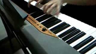 レイン (シド) 耳コピアレンジのため楽譜はありません。 played by ear....