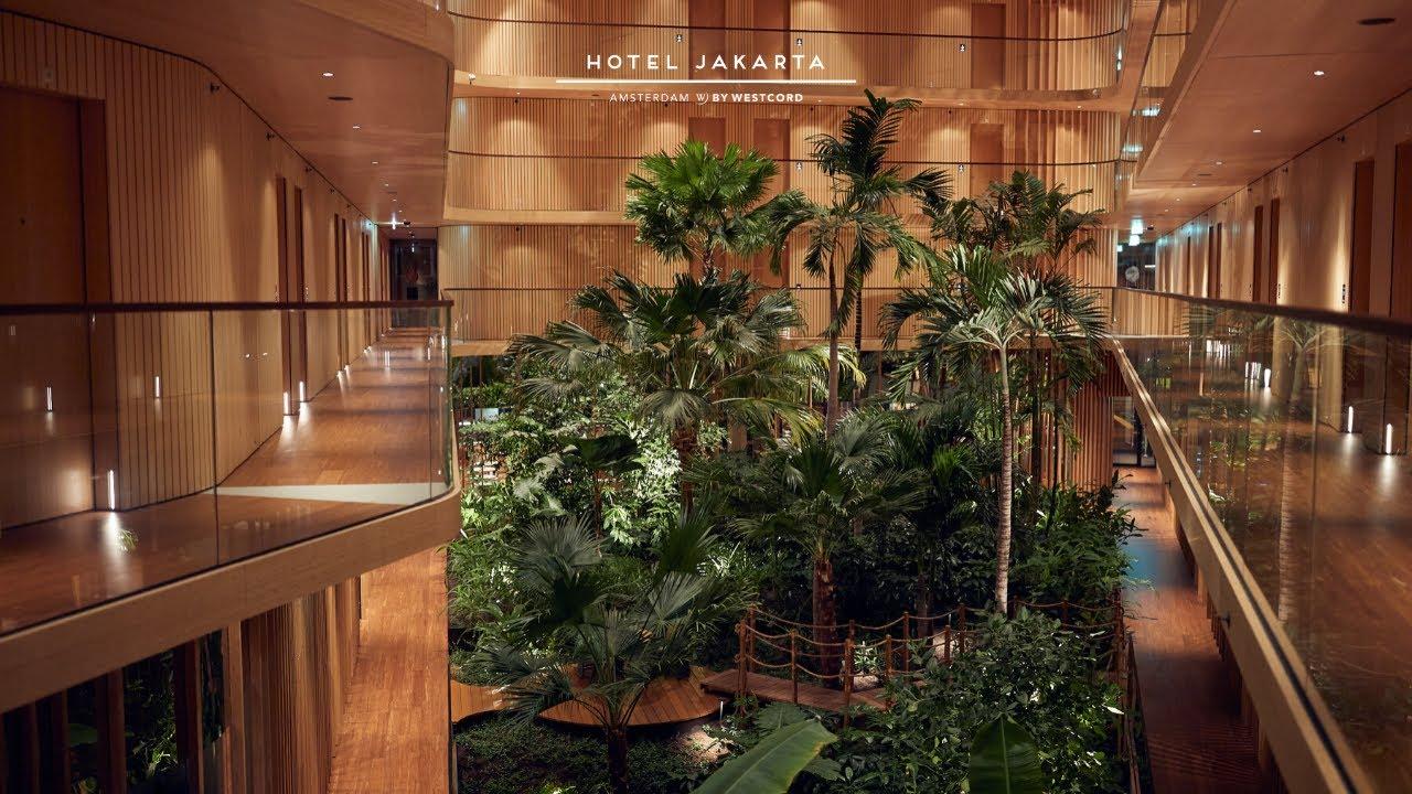 Rondleiding Hotel Jakarta Amsterdam Youtube