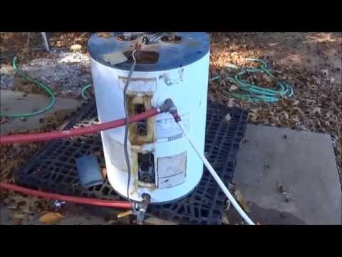 Fuel-less Hot Water
