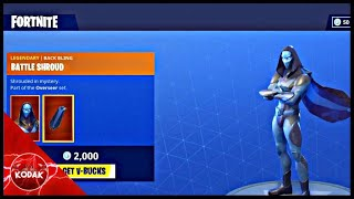 OMEN SKIN! Fortnite ITEM SHOP [June 16] | Kodak wK