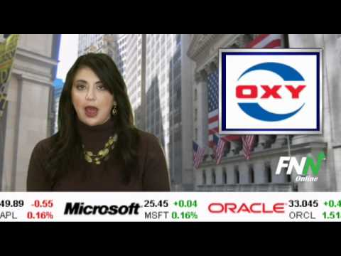 Occidental Petro Cuts Production Outlook; Shares Remain Positive