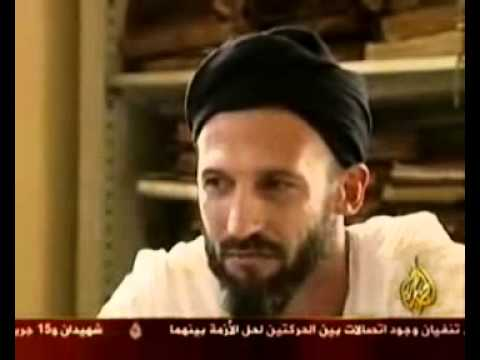 Interview of Shaykh Abdullah Althaparro al-Faransi al Maliki in Nabaghiya with Al Jazeera