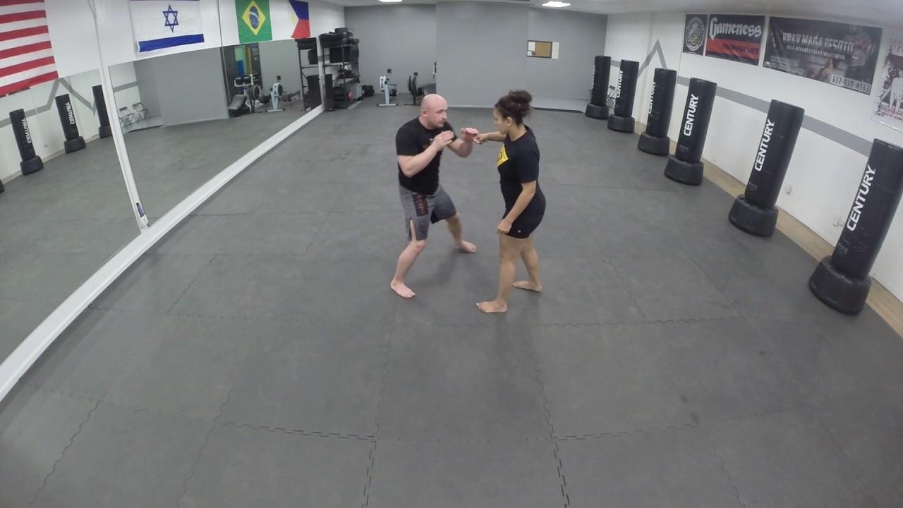 Krav Maga Yellow Belt Curriculum In Under 4 Minutes