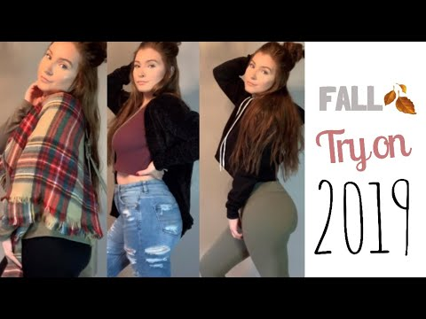 [VIDEO] - Fall Outfits Try On | 2019 1