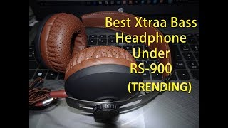 boAt Bass Heads 800 Super Xtraaa Bass Unboxing & Review