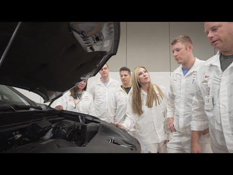 What Makes a Honda is Who Makes a Honda: Lara Harrington
