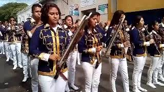 C.E MONTERROSA 2018 - 15 de Septiembre, Santa Ana, El Salvador. - Romeo Music Band