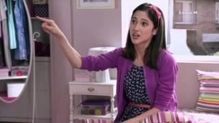 Fran, Camila y Gery no pueden creer que Leon y Violetta sean amigos (03x61)