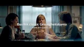 """IKK Classic """"Eine gute und eine schlechte Nachricht"""" witzige Werbung 2013"""